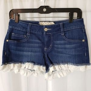 Altar'd State Denim Shorts Size 27/5